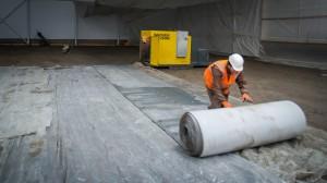 Установка прогрева грунта и бетона