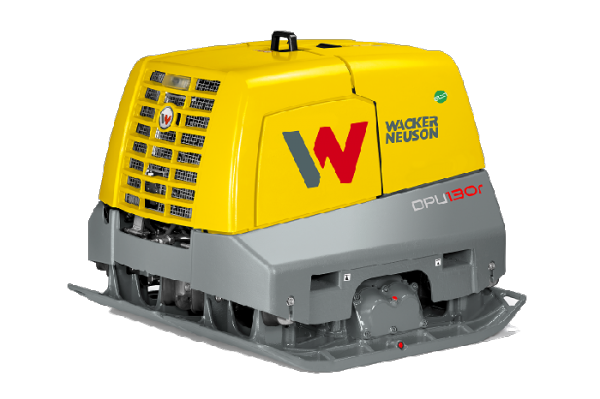 Виброплита DPU 130 Wacker Neuson 001
