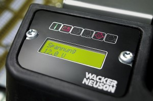 Виброплита DPU 130 Wacker Neuson 003
