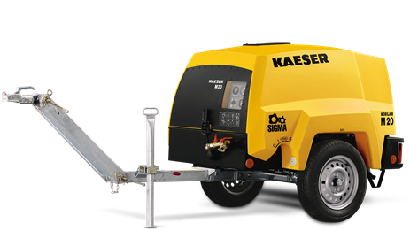 Компрессор M20 Kaeser Kompressoren 001