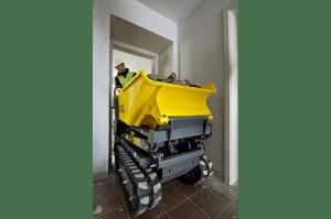 Гусеничный думпер DT08 Wacker Neuson 011