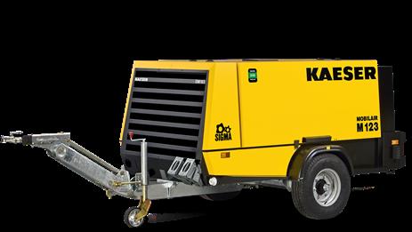Компрессор M123 Kaeser Kompressoren 001