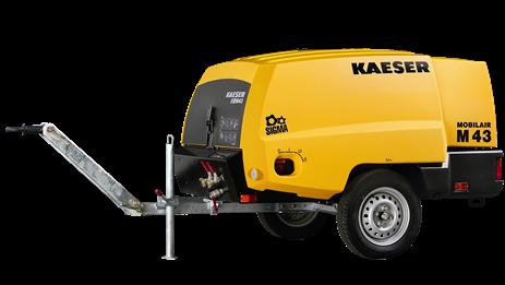 Компрессор M43 Kaeser Kompressoren 001