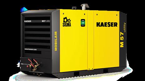 Компрессор M57utility Kaeser Kompressoren 001