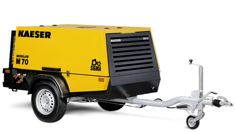 Компрессор M70 Kaeser Kompressoren 001