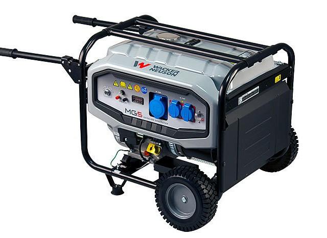 Wacker Neuson Электрогенератор MG5-CE 001