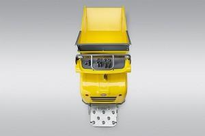 Гусеничный думпер DT10 Wacker Neuson 011