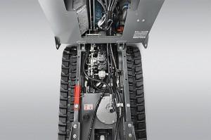 Гусеничный думпер DT10 Wacker Neuson 012