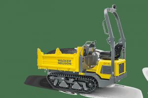 Гусеничный думпер DT15 Wacker Neuson 005