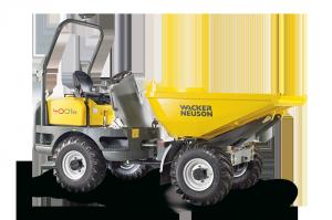 Колесный думпер 4001 Wacker Neuson 002