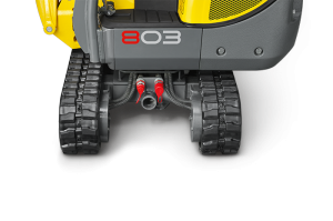 Экскаватор 803 dual power Wacker Neuson 004