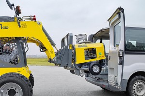Экскаватор 803 dual power Wacker Neuson 005