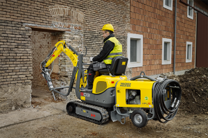 Экскаватор 803 dual power Wacker Neuson 006