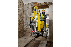 Экскаватор 803 dual power Wacker Neuson 007