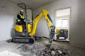 Экскаватор 803 dual power Wacker Neuson 011