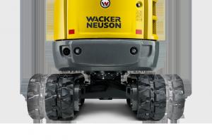 Экскаватор EZ17 Wacker Neuson 008