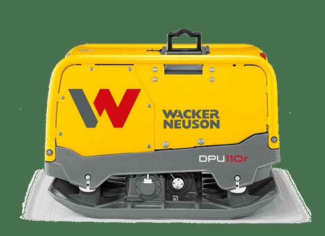 Виброплита DPU 110 r-Lem 970 Wacker Neuson 001
