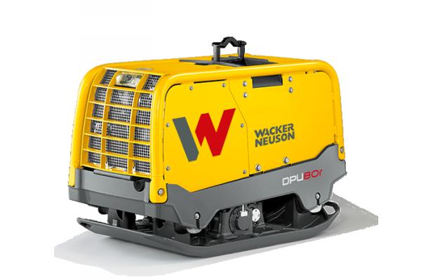 Виброплита DPU 80 r-Lem 670 Wacker Neuson 001