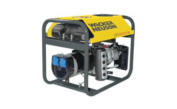 Wacker Neuson Электрогенератор GV 2500A 001