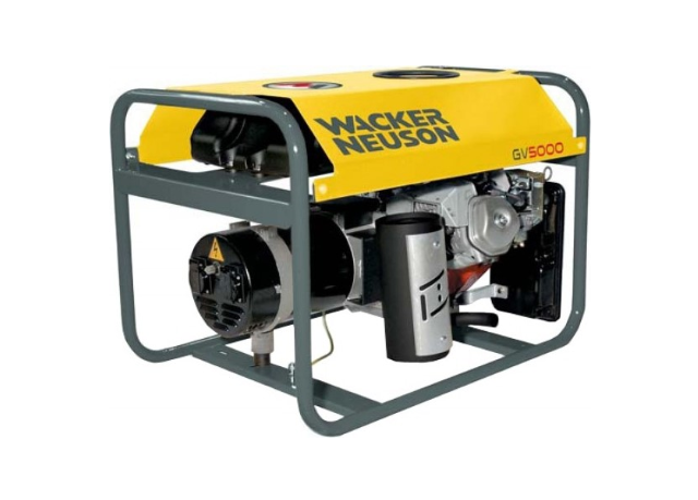 Wacker Neuson Электрогенератор GV 5000 А 001