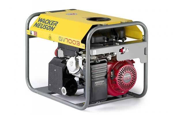 Wacker Neuson Электрогенератор GV 7003 A 001