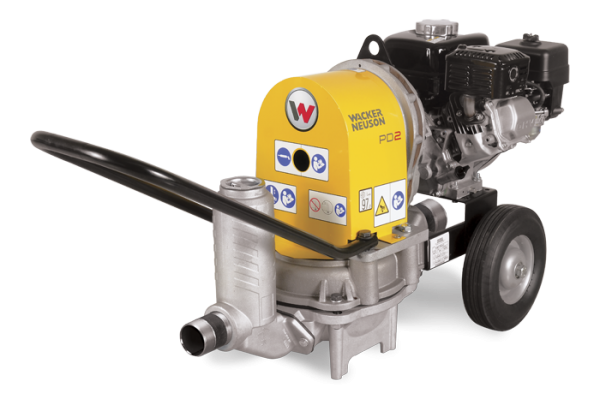 Wacker Neuson Мотопомпа PDI 3A 001
