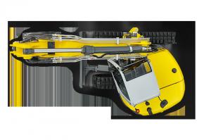 Экскаватор ET145 Wacker Neuson 012