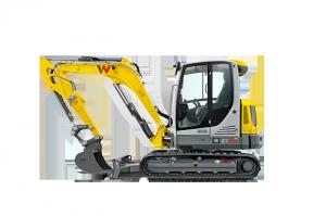Экскаватор ET65 Wacker Neuson 004