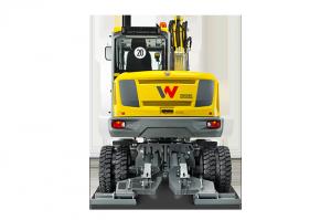 Экскаватор EW65 Wacker Neuson 004