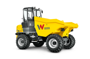 Колесный думпер DW100 Wacker Neuson 002