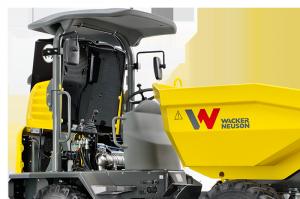 Колесный думпер DW50 Wacker Neuson 010