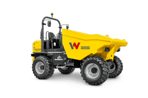 Колесный думпер DW90 Wacker Neuson 011