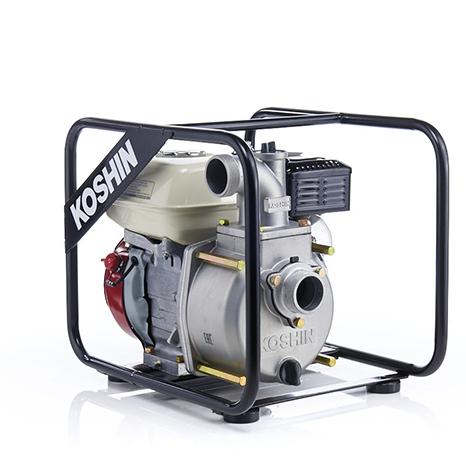 Мотопомпа STH-50X Koshin 001