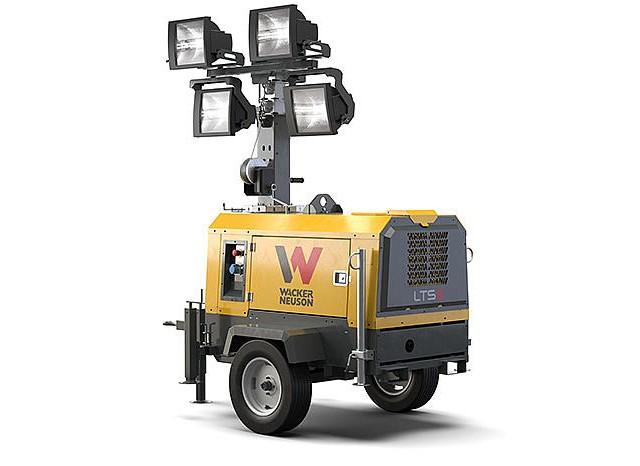 Осветительная вышка LTS 8 L Wacker Neuson 001