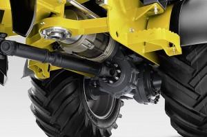 Шарнирно-сочлененный колесный погрузчик WL20e Wacker Neuson 004
