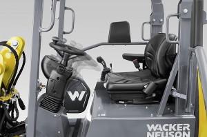 Шарнирно-сочлененный колесный погрузчик WL20e Wacker Neuson 005