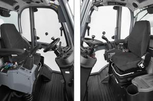 Шарнирно-сочлененный колесный погрузчик WL70 Wacker Neuson 007