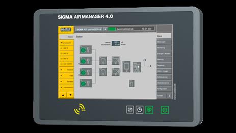 Блок управления SIGMA AIR MANAGER 4.0 001