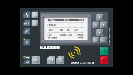 Блок управления SIGMA CONTROL 2 001