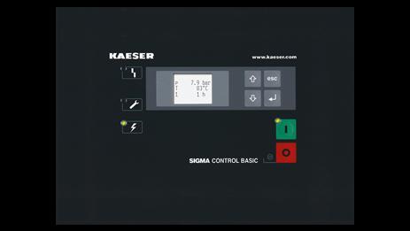 Блок управления SIGMA CONTROL BASIC 001