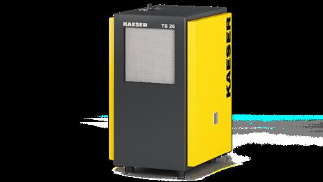 Холодоосушитель SECOTEC TB Kaeser Kompressoren