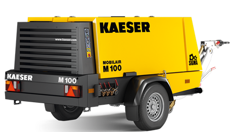 Компрессор M100 Kaeser Kompressoren 001