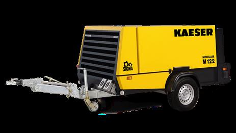 Компрессор M122 Kaeser Kompressoren 001