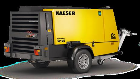 Компрессор M125 Kaeser Kompressoren 001
