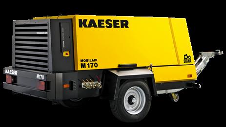 Компрессор M170 Kaeser Kompressoren 001