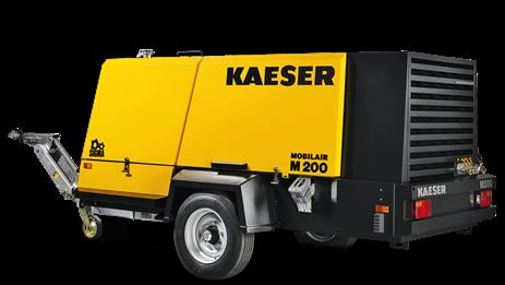Компрессор M200 Kaeser Kompressoren 001