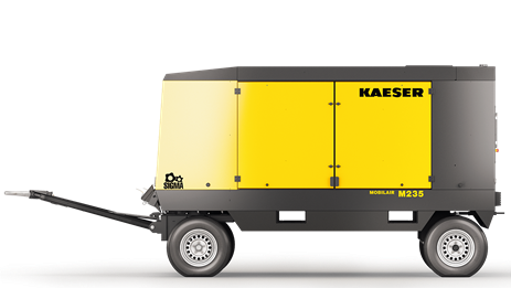 Компрессор M235 Kaeser Kompressoren 001