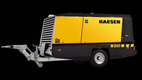 Компрессор M250 Kaeser Kompressoren 001