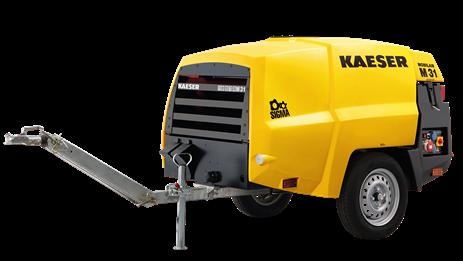 Компрессор M31 Kaeser Kompressoren 001