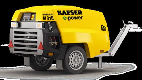 Компрессор M31E Kaeser Kompressoren 001